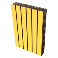 TYPE Db - Wide blade - Transversal core - wall 20 mm