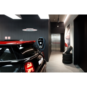 BMW  MINI  SHOWROOM  TYPE  Dr